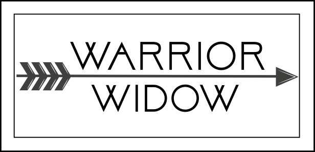warrior Widow with Square logo